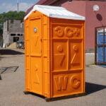 Уличный Туалет Люкс Эконом 008