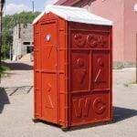 Уличный Туалет Люкс Эконом 012