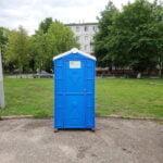 Уличный Туалет Люкс Эконом 014