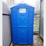 Уличный Туалет Люкс Эконом 018