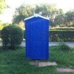 Уличный Туалет Люкс Эконом 022