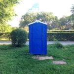Уличный Туалет Люкс Эконом 023