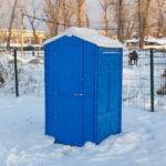 Уличный Туалет Люкс Эконом 026