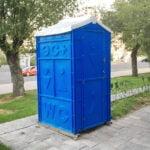 Уличный Туалет Люкс Эконом 030