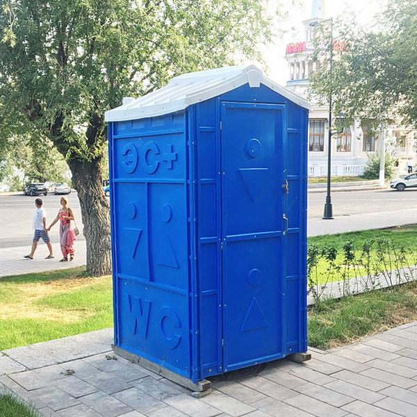 Уличный Туалет Люкс Эконом 031
