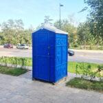Уличный Туалет Люкс Эконом 034