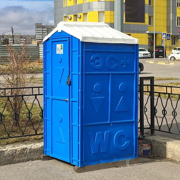 Уличный Туалет Люкс Эконом 038