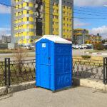 Уличный Туалет Люкс Эконом 039