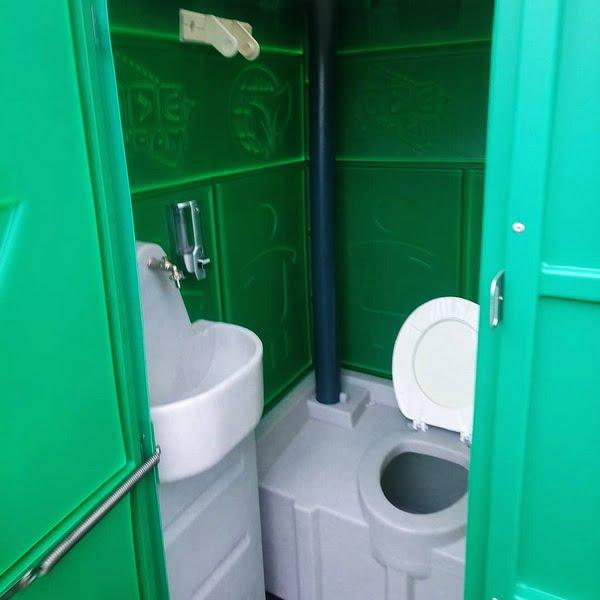 Уличный Туалет Люкс Эконом 049