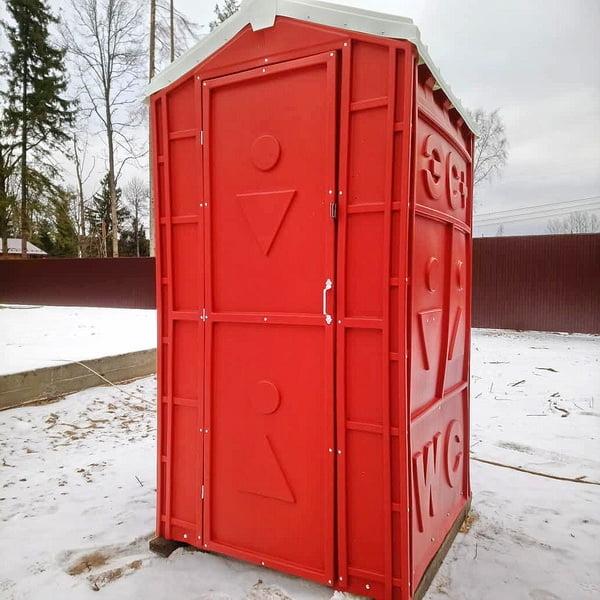 Уличный Туалет Люкс Эконом 050