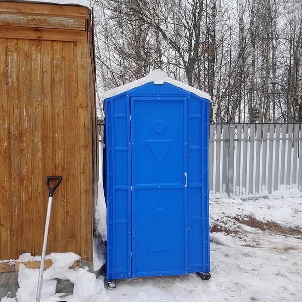 Уличный Туалет Люкс Эконом 051