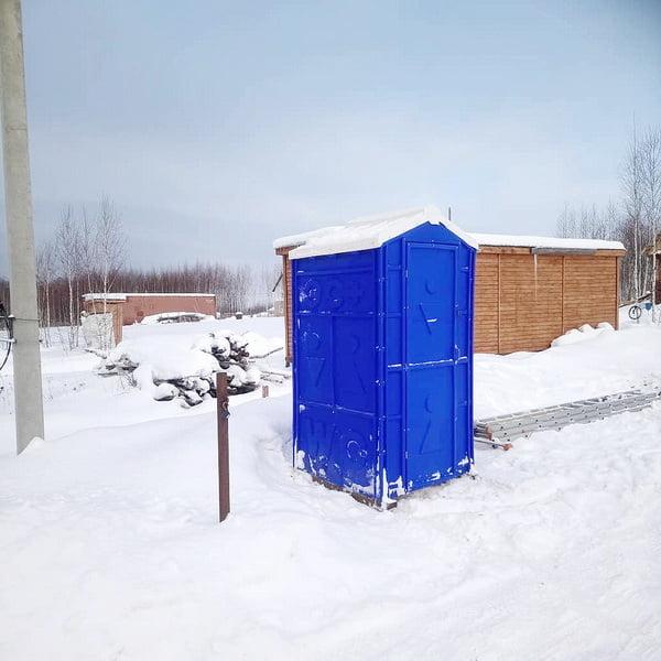 Уличный Туалет Люкс Эконом 052