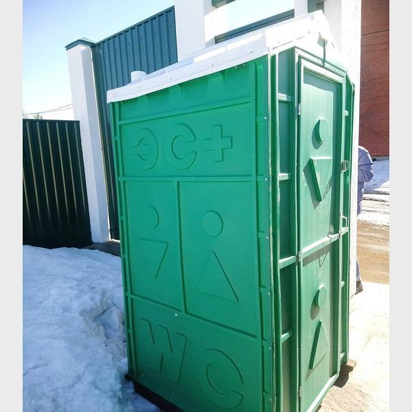 Уличный Туалет Люкс Эконом 053