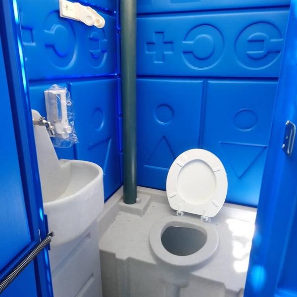 Уличный Туалет Люкс Эконом 055
