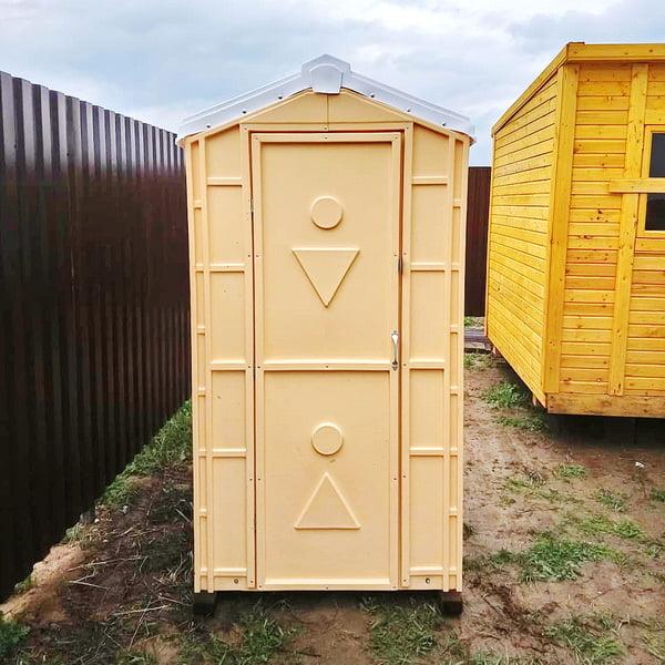 Уличный Туалет Люкс Эконом 056