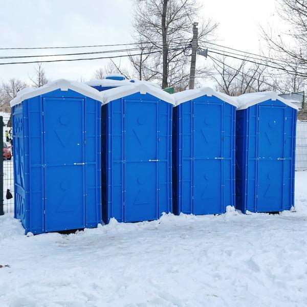 Уличный Туалет Люкс Эконом 057