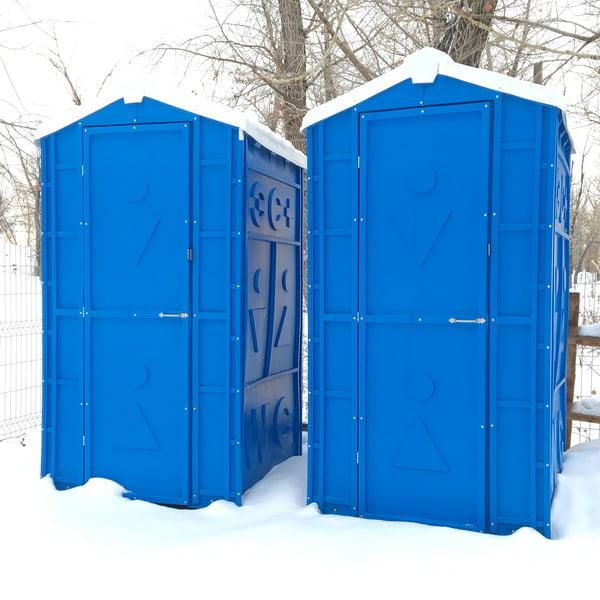 Уличный Туалет Люкс Эконом 058