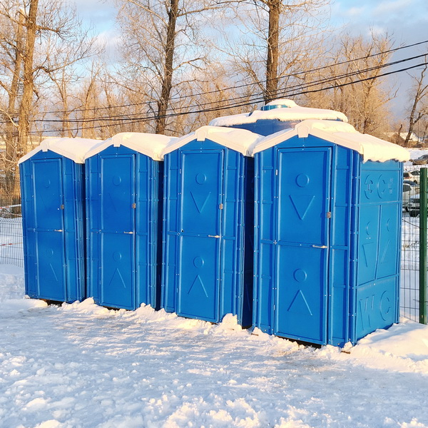 Уличный Туалет Люкс Эконом 059