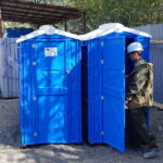 Туалетная кабина Биотуалет 0092