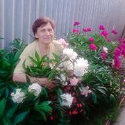 Валентина Картукова