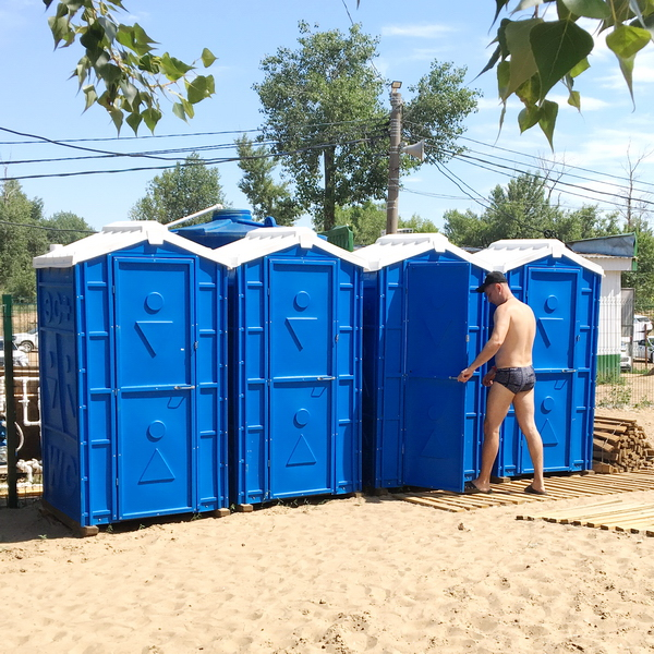 Аренда туалетной кабины 27