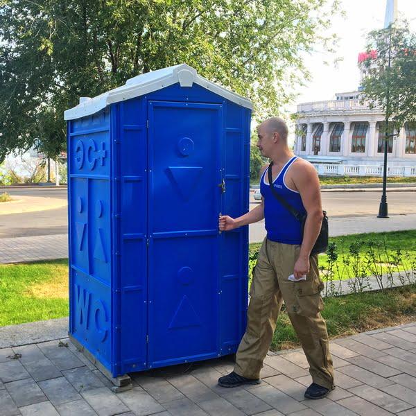 Аренда туалетной кабины 29