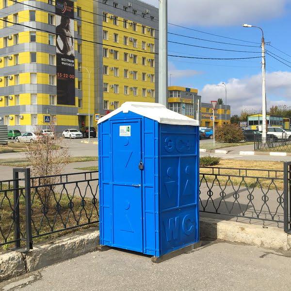 Аренда туалетной кабины 30