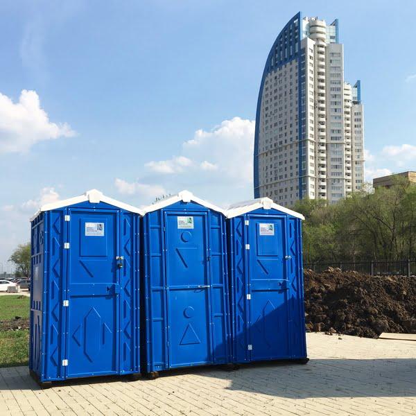 Аренда туалетной кабины 33