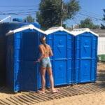 Аренда туалетных кабин 002