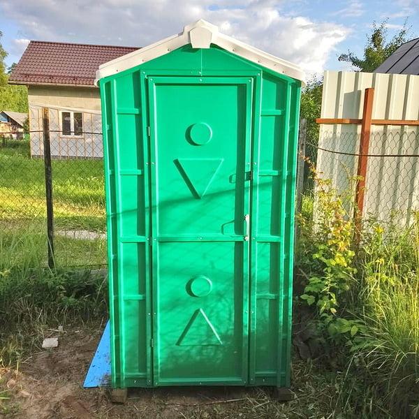 Туалет для дачи 002