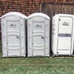 Туалетная кабина - биотуалет 0009