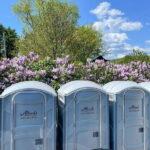 Туалетная кабина - биотуалет 0034