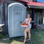 Туалетная кабина - биотуалет 0035