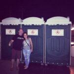 Туалетная кабина - биотуалет 0037