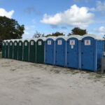 Туалетная кабина - биотуалет 0038