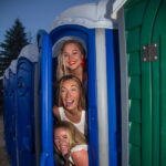 Туалетная кабина - биотуалет 0047