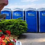 Туалетная кабина - биотуалет 0048