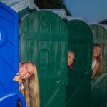 Туалетная кабина - биотуалет 0056