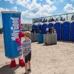 Туалетная кабина - биотуалет 0058