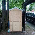 Туалетная кабина Биотуалет 0067