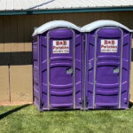 Туалетная кабина - биотуалет 0071