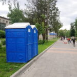 Туалетная кабина Биотуалет 0071