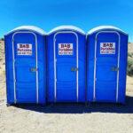 Туалетная кабина - биотуалет 0072
