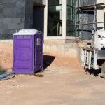 Туалетная кабина - биотуалет 0074
