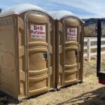 Туалетная кабина - биотуалет 0076
