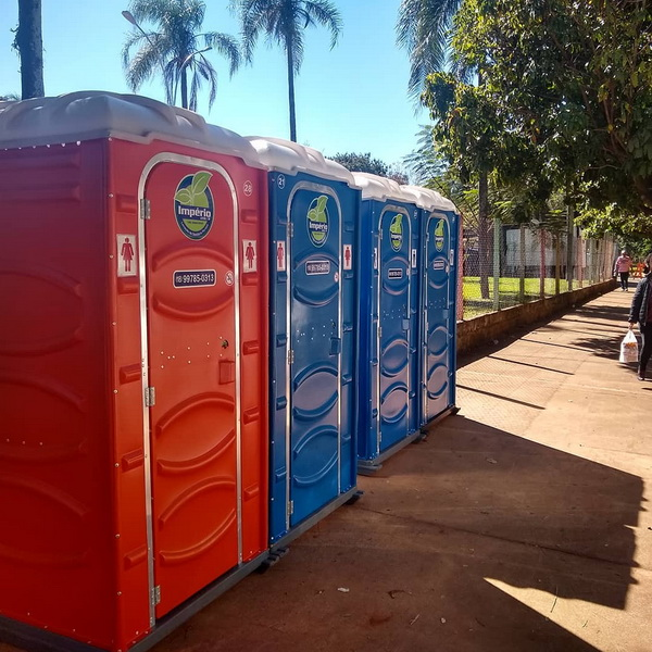 Туалетная кабина - биотуалет 0077