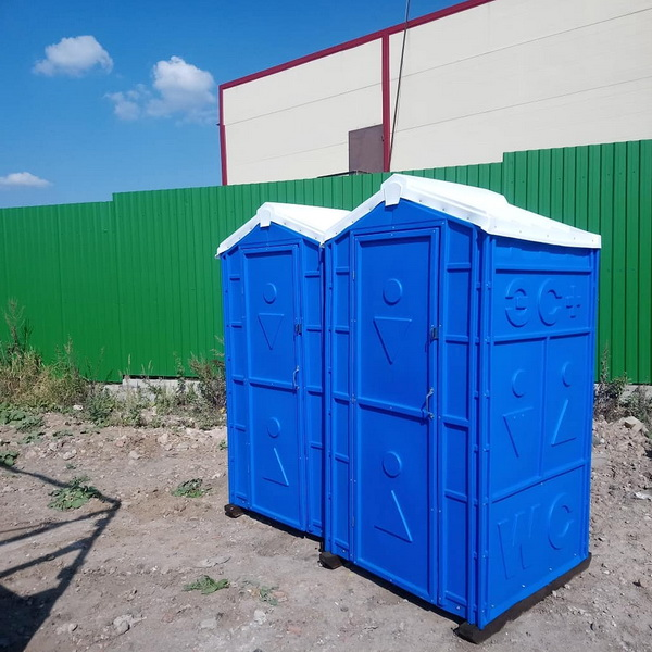 Туалетная кабина Биотуалет 0078
