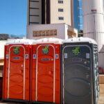 Туалетная кабина - биотуалет 0081