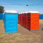 Туалетная кабина - биотуалет 0083