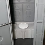 Туалетная кабина Биотуалет 0083